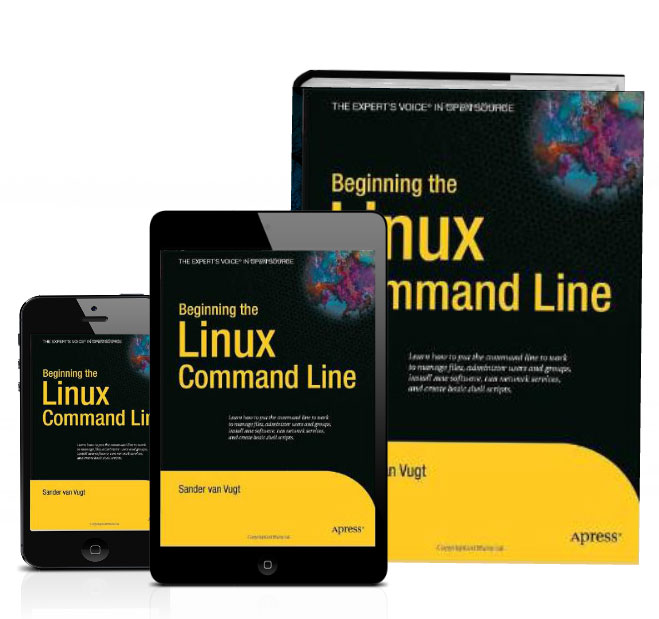 Beginning the Linux Command Line book and ebook