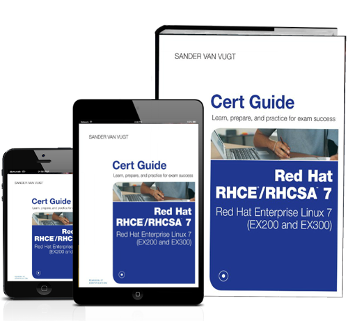 RHCSA RHCE 7 cert guide available online
