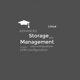 Advanced Linux Storage Management training course