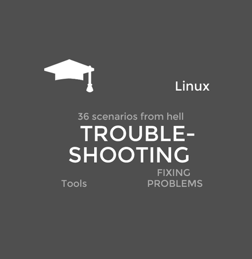 Linux troubleshooting