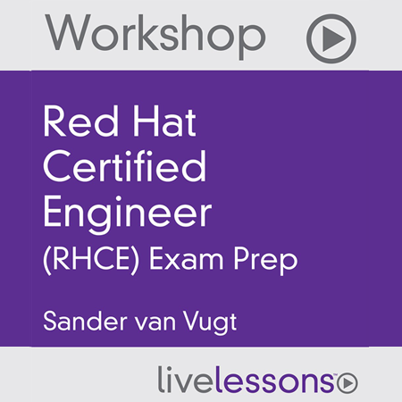 Rhce Exam Prep Workshop By Sander Van Vugt