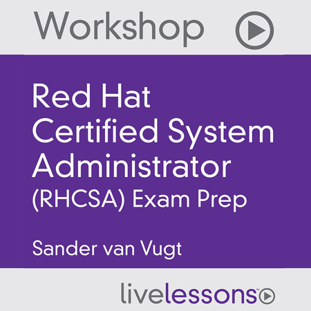 Red Hat Certified System Administrator® Exam Prep Video Workshop (Download)