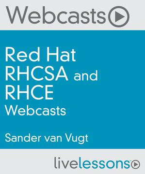 Red Hat RHCSA and RHCE Webcasts