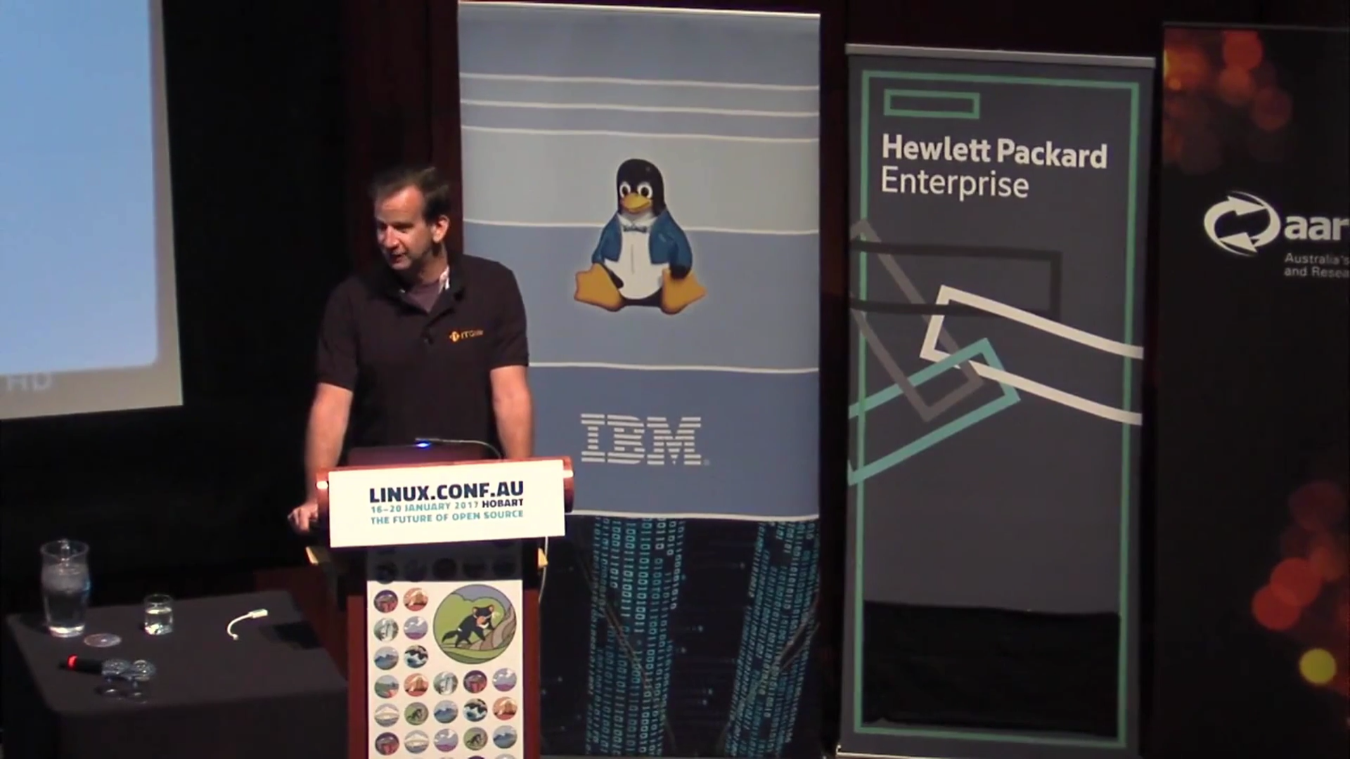 Managing performance parameters through systemd –  Presentation on Linux Conference of Australia 2017
