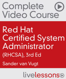 RHCSA Video Course RHEL 8