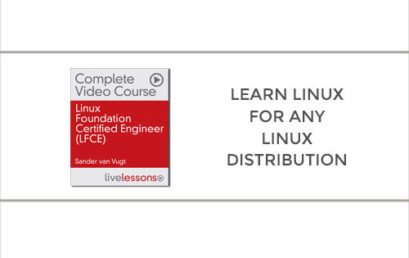 LFCE Video Course – Learn Linux For Any Linux Distribution