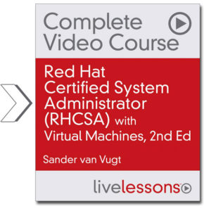 Learning RHCSA - step 2: RHCSA Complete Video course