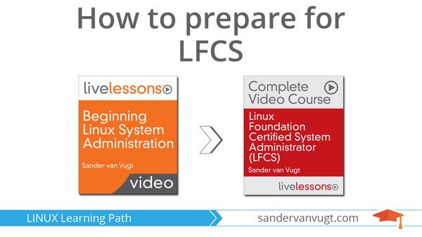LFCS Learning Path