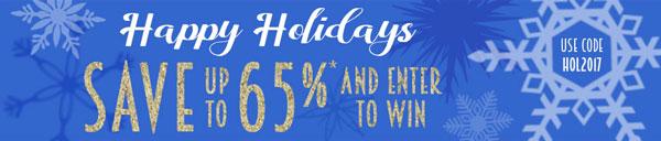 Holidays Promo Pearson