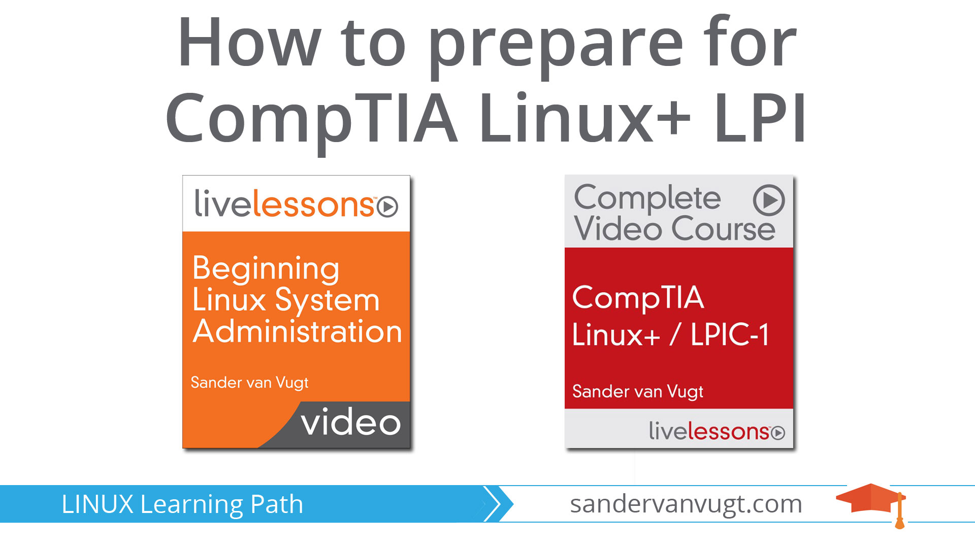 How to prepare for CompTIA Linux+ powered by LPI certification