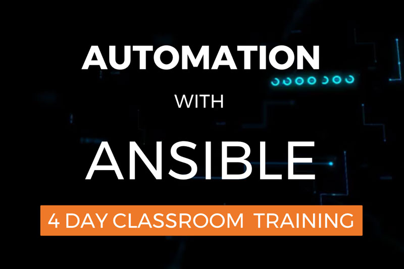Automation with Ansible – 4-days training course in Amstelveen, the Netherlands