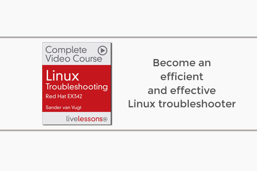 Online Video Course to learn troubleshooting in Linux