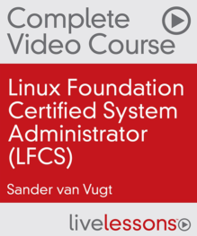 Linux Foundation Certified System Administrator (LFCS) Video Course