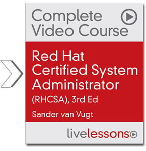 Prepare for rhcsa with rhcsa rhel 8 video course