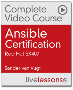 Ansible Certifiation Red Hat EX407