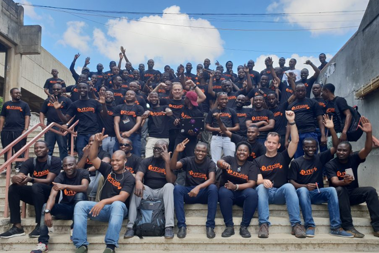 Living Open Source Zambia 2018 University Lusaka