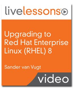 Upgrading to RHEL 8