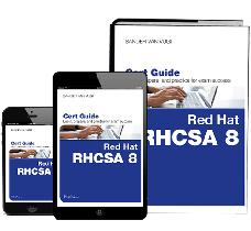RHCSA 8 Cert Guide