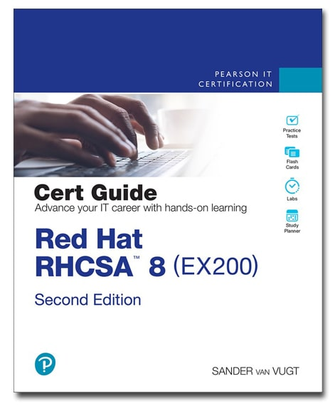 RHCSA Cert Guide 2nd edition
